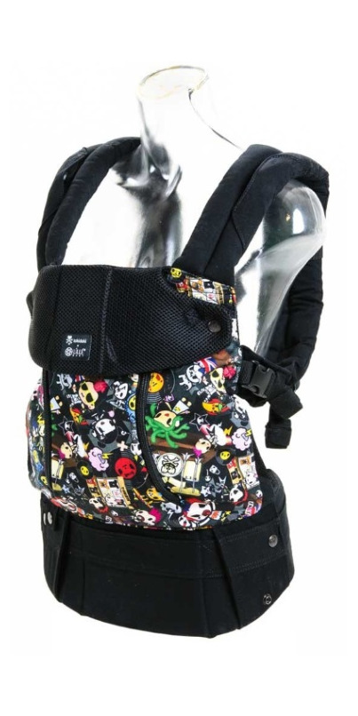 53002153bd8 Buy Lillebaby Complete All Season Toki Doki Rebel Baby Carrier at Well.ca