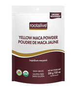Rootalive Organic Yellow Maca Powder