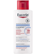 Eucerin Calming Intensive Itch Relief Lotion