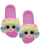 Ty Fashion Rainbow the Poodle Pool Slides