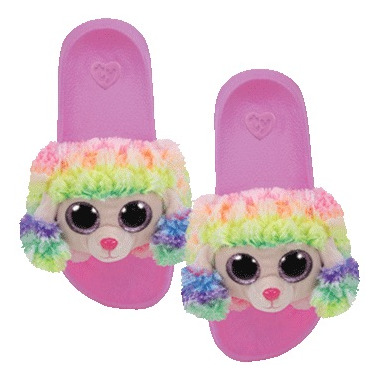 7f7847420cf3b Buy Ty Fashion Rainbow the Poodle Pool Slides from Canada at Well.ca - Free  Shipping