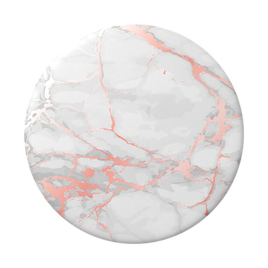 Popsockets Phone Grip Rose Gold Lutz Marble