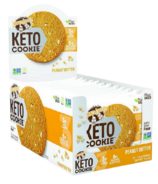 Lenny & Larry's Keto Cookie Peanut Butter Case