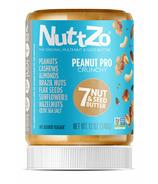 NuttZo Peanut Pro Crunchy Nut & Seed Butter