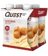 Quest Nutrition Ready To Drink Protein Shake Salted Caramel