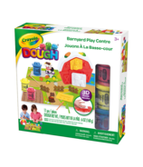 Crayola Modeling Dough Barnyard Play Center Set