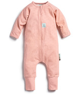 ergoPouch Organic Cotton Pajamas Long Sleeve Sleeper Berries 0.2 TOG