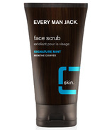 Every Man Jack Face Scrub Signatue Mint