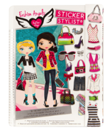 Fashion Angels Fashion Stylist Sticker Set