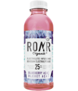 ROAR Organic Blueberry Acai Electrolyte Infusion