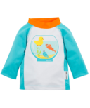 ZOOCCHINI Rash Guard Fishbowl Buddies