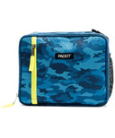 PackIt Freezable Classic Lunch Box Blue Camo