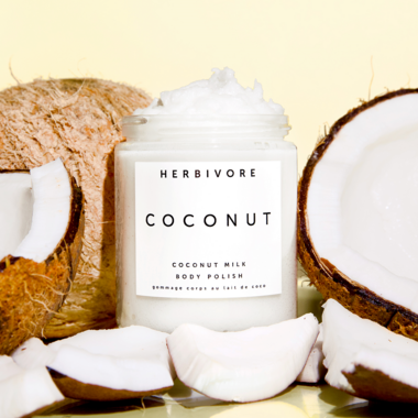 Herbivore Coconut Milk Body Polish