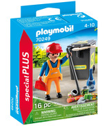 Playmobil Special Plus Street Cleaner