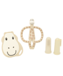 Matchstick Monkey Teething Starter Set Gigi Giraffe