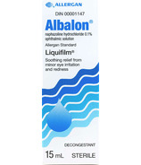 Albalon Liquifilm Eye Drops