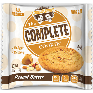 Lenny & Larry\'s Complete Cookie Peanut Butter