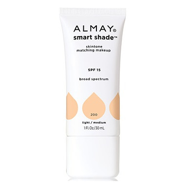 Almay Smart Shade Skintone Matching Makeup SPF 15