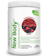 Alora Naturals New Body Pomegranate Berry