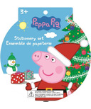 Peppa Pig Holiday Mini Surprise Stationery Set