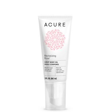 Acure Revitalizing Rose Light Body Oil