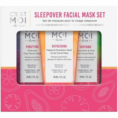 C\'est Moi Sleepover Facial Mask Set