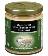 Nuts to You Rainforest Nut Butter With Coconut Small