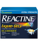 Reactine Extra Strength 40 Liquid Gels