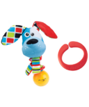 Yookidoo Dog Shake Me Rattle