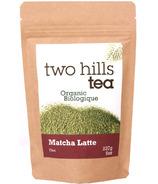 Mélange de thé Matcha Chai Latte bioTwo Hills Tea