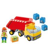 Playmobil 1.2.3. camion benne