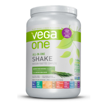 Vega One Unsweetened Natural