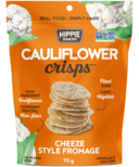 Hippie Snacks Cauliflower Crisps Cheeze