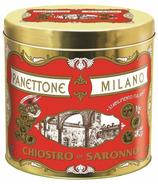 Chiostro di Saronno Panettone Classico Cornice Tin