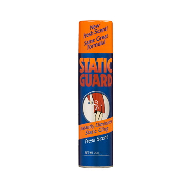 Static Guard Spray Travel Size