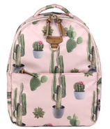 TWELVElittle Mini-Go Backpack Cactus Print