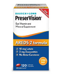 Bausch & Lomb PreserVision AREDS2 Formula