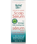 Herbal Glo Once-a-Week Scalp Serum for Stronger Fuller Hair