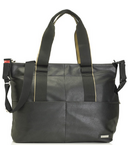 Storksak Black Eden Diaper Bag