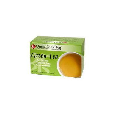 Uncle Lee\'s Green Tea