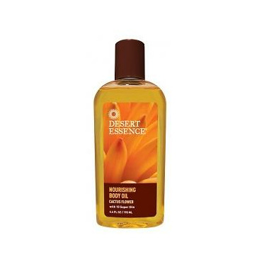 Desert Essence Nourishing Cactus Flower Body Oil
