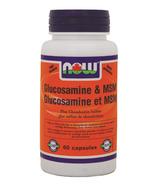 NOW Foods Glucosamine & MSM