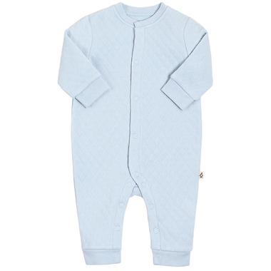 Snugabye Cozy Quilted Jumpsuit Dream Collection Blue
