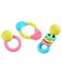 Hape Toys Rattle & Teether Collection