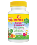 Honibe Kids Honey Gummies Complete Multivitamin with Immune Boost