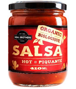 Neal Brothers Organic Hot Salsa