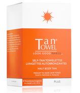 Tan Towel Half Body Plus