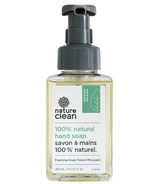 Nature Clean 100% Natural Foaming Hand Soap White Tea