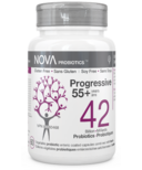 NOVA Probiotics Progressive 55+ 42 Billion CFU