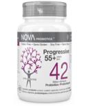 NOVA Probiotics Progressive 55+ 42 Billion CFU